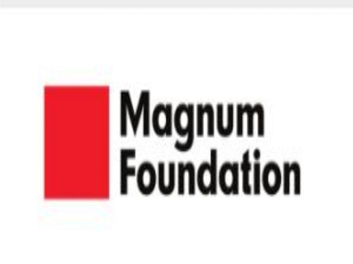 Magnum foundation Logo