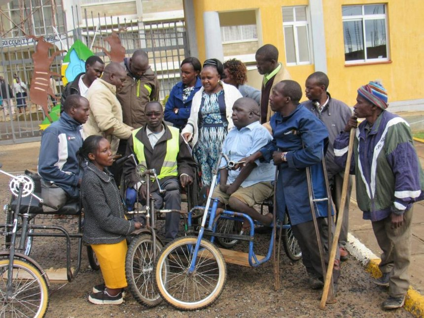 Before The Physically Challenged Boycott Elections - Institute for Media and Society